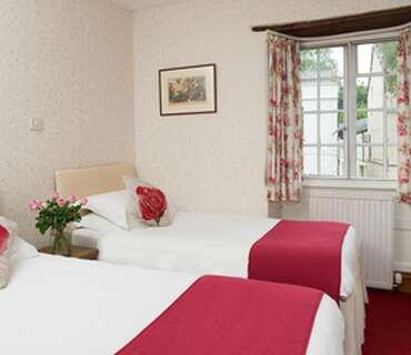 Twin Room En Suite (Inc Breakfast) (non Refundable Rate)