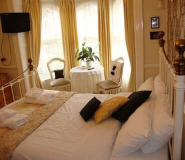 Kingsize En-suite Room (inc. Breakfast)