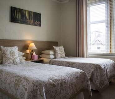 Twin En-suite Room (inclusive of breakfast)