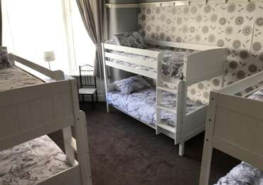 6 Single Bunk Beds