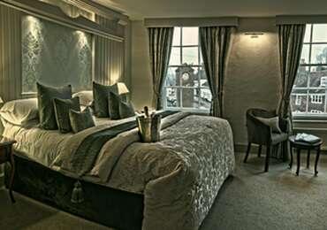 Deluxe Luxury Twin En-suite Room (inc.breakfast)