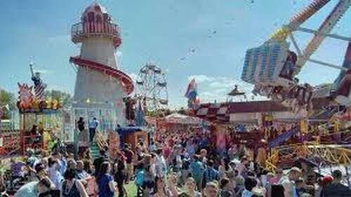 Riverside Amusement Park – Treasure Island, Stourport-on-Severn