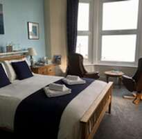 KingEn-suite Room With Panoramic Views Of The Bay (inc Breakfast)