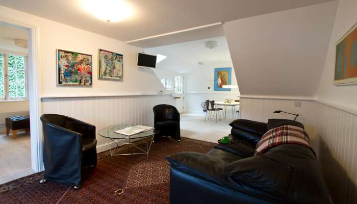Apartment En-suite (incl. Breakfast), Hillside Stables