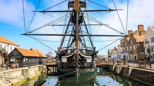 Royal Navy National Museum HMS Trincomalee