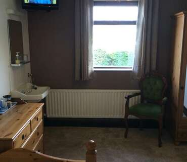 Double Room Only (small) With Private Bathroom
