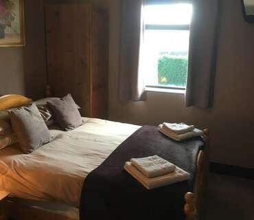 Double En-suite Room Only