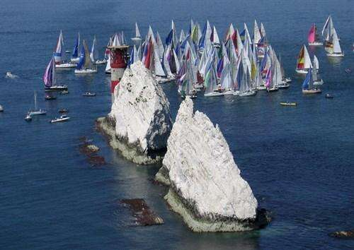 Round the Island Yacht Race Saturday May 30th 2020