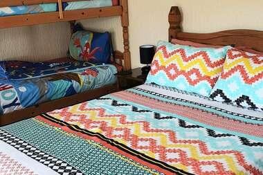 Family Double & Bunk Beds En-Suite Room