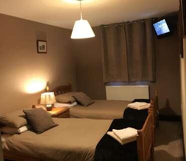 *Twin En-suite Room Only