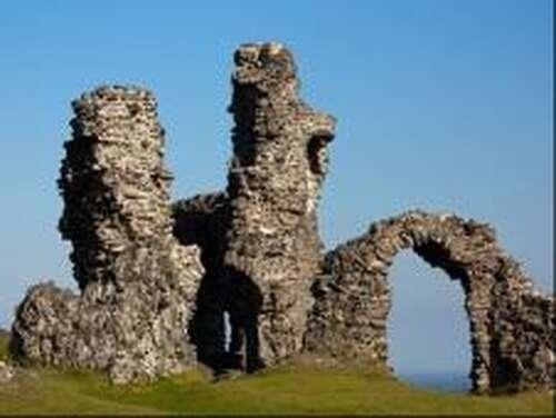 Castell Dinas Bran (Crow Castle)