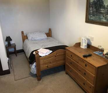 Single En-suite Room Only