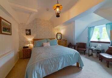 Fingerprint Room -Double ( king)en-suite room (inc. Breakfast)