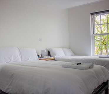 Twin En-suite Room (Single Occupancy)