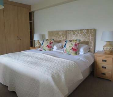 Garden Family Room With Triple Beds (inc breakfast)