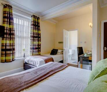 Triple En-Suite Room (Room Only)