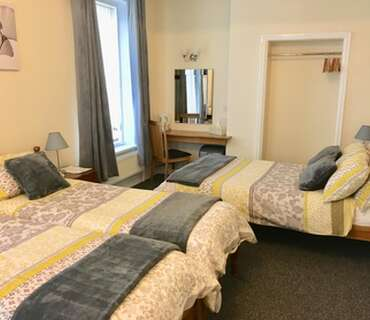 Large Family En-Suite Room (Room Only)