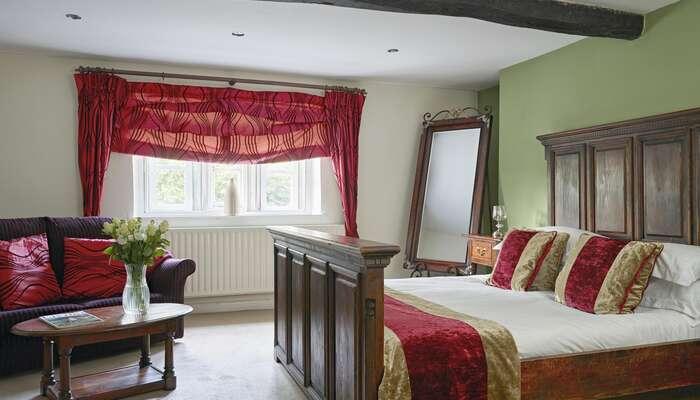 Premium Double En-suite Room (inc. Breakfast)