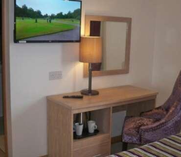 double en-suite room (breakfast inc)