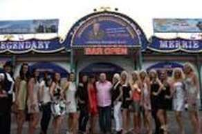 Nightclub - The Merrie England