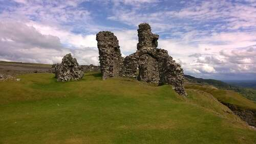Castell Dinas Bran - 1.2 miles