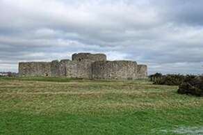 Camber Castle - East Sussex