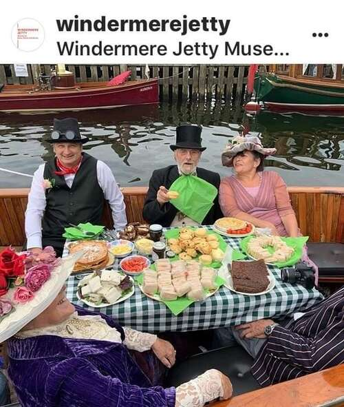 Windermere Jetty, Museum of Boats, Steam and Stories ( Bowness )