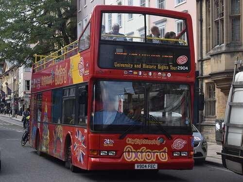 Oxford City Sightseeing