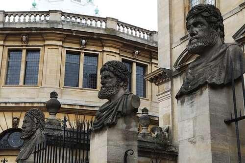 Scholars Walking Tour of Oxford