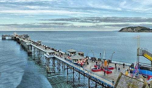 Llandudno Victorian Pier