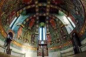 About Watts Chapel