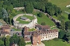 Farnham Castle Keep - Surrey