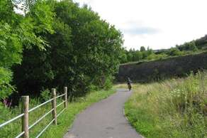 Taff Trail Merthyr Tydfil