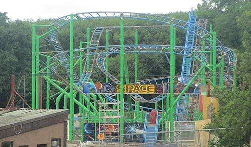 Oakwood Theme Park - 11.85 miles