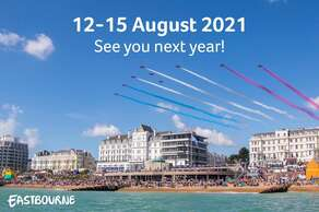 Airbourne:Eastbourne International Airshow