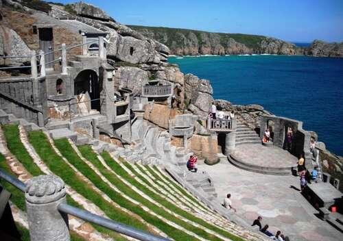 The Minack Theatre