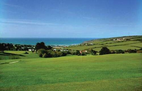 Praa Sands Golf Club - Penzance