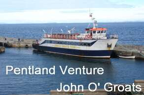 John O'Groats Ferry - 01955 611353