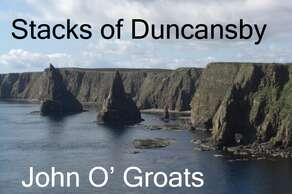 Footpath to Stacks of Duncansby