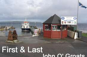 John O'Groats Harbour- or Ferry Haven
