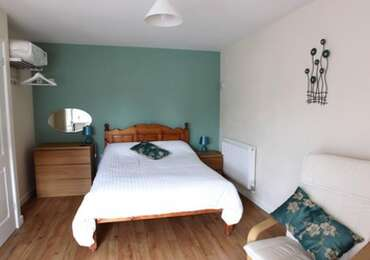Studio - Short Stay Double En-suite Room SINGLE OCCUPANCY