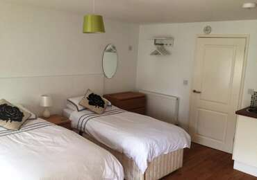 Self Catering Short Stay Single En-suite Room SINGLE OCCUPANCY