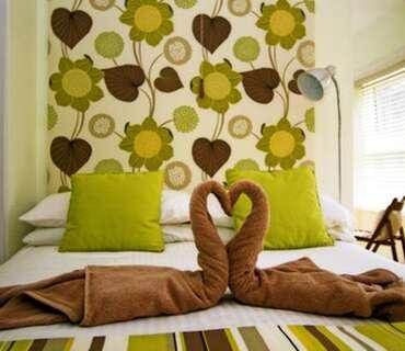 Green Double -Room Only- En-suite