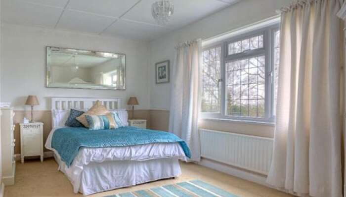 Garden Room - Double Room (inc. Breakfast)