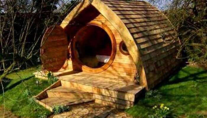 Enchanted Hideaway (Hobbit Hole) - Double Room