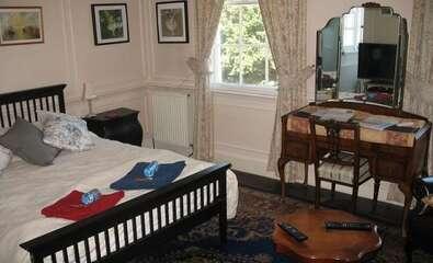 Regency Double En-suite Room (inc. Breakfast)