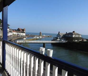 Standard Double En-suite Room With Balcony And Panoramic Sea/harbour Views. Top Floor