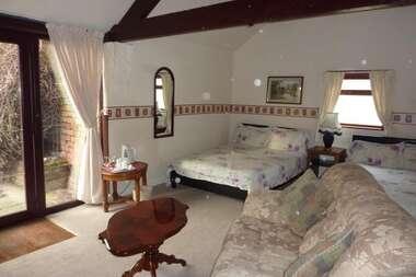 Family Or Twin En-suite Room (inc. Breakfast)