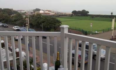 Sea View Superior Double Room En-Suite With Balcony (2 adults)