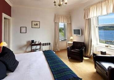 Sea View Double En-suite Room (inc breakfast)